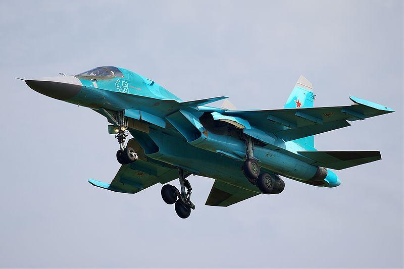 Ρωσικό μαχητικό/βομβαρδιστικό